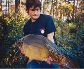 Mirror carp - My personal best