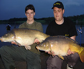 Magic carps