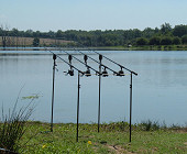 Availles fishing lake