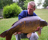 Fully-scaled carp