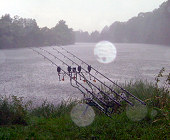 Carp angling in all weathers