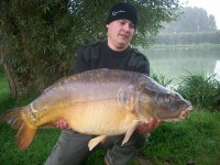 See Eldiablo7320's mirror carp photo