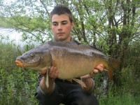 See Axel87280's leather carp photo