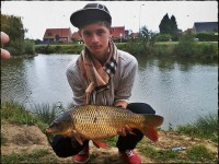 See lechti59190's common carp photo