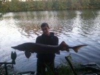 See CarpSpirit72's sturgeon photo