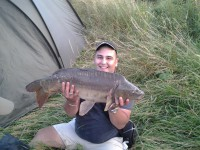 See DARGAISSE's leather carp photo