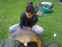 See Wylli62's mirror carp photo
