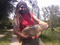 See t23p25's leather carp photo